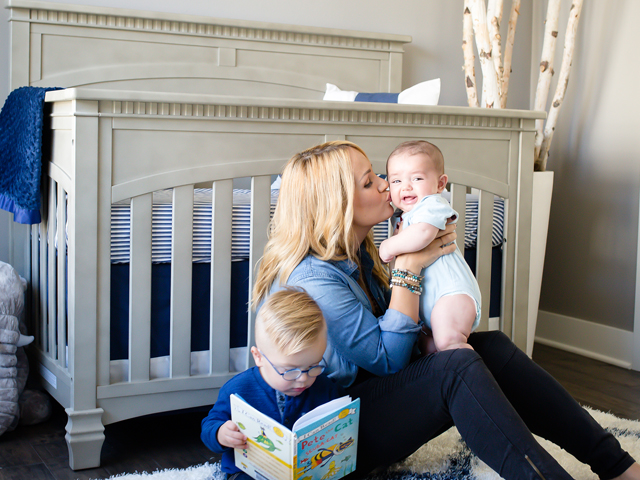 Jenn Brown And Wes Chatham S Baby Boy Nursery Is A Whole
