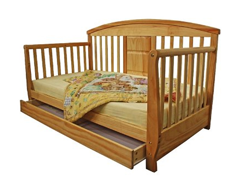 Deluxe Toddler Day Bed