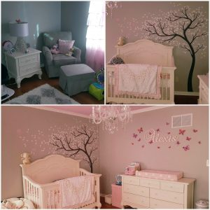 The Aurora Collection That Has Been Put To Work In This Nursery Is Ivory Lace Finish Marta And Vincent Have Picked Up Crib Of Course