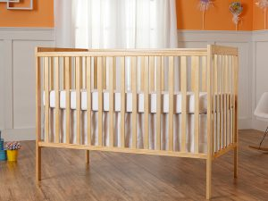 Synergy 5-in-1 Convertible Crib