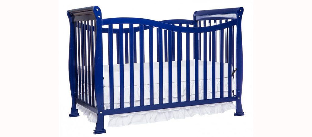 Dream On Me\'s Violet 7-in-1 Convertible Crib in New York Family Magazine