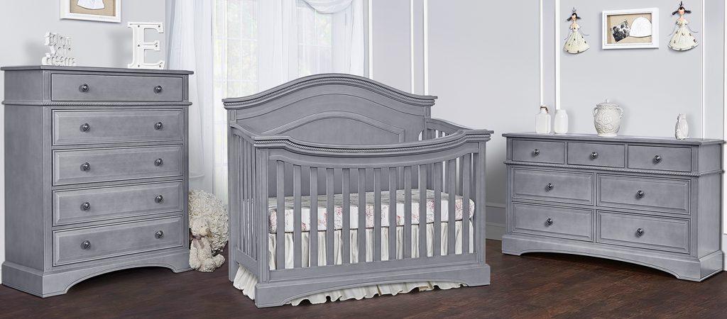 Baby Boy S Windsor Curved Top Adora Nursery