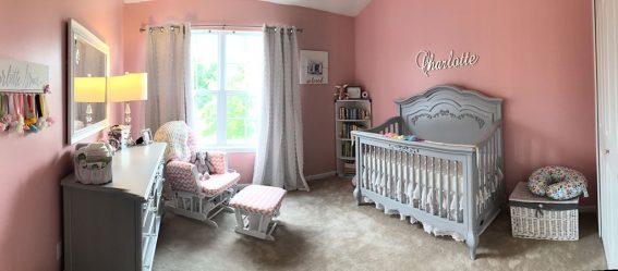 Baby-Charlotte's-Nursery-Evolur-Aurora-Collection