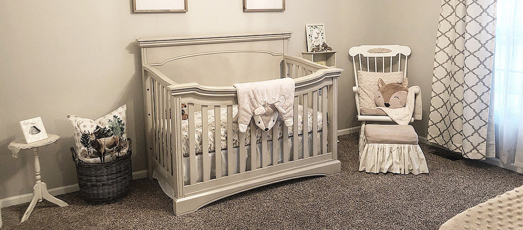 Oh Deer What A Nursery Ideas To Create A Rustic Yet