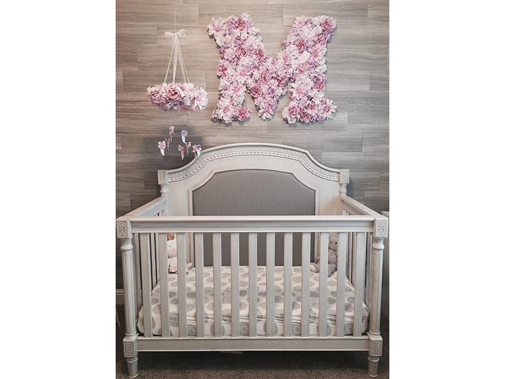 Evolur Julienne - Ashley Baby Nursery Pic 4