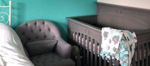 Evolur Santa Fe - Jibin Thomas baby nursery