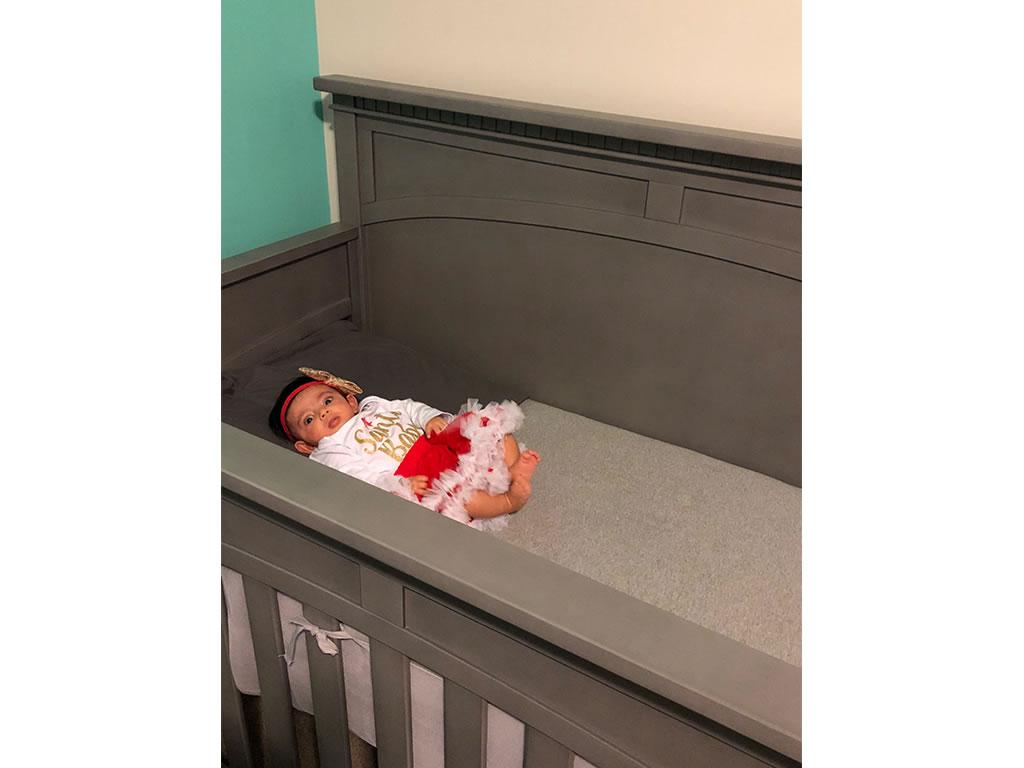 Evolur Santa Fe - Jibin Thomas baby nursery pic 11