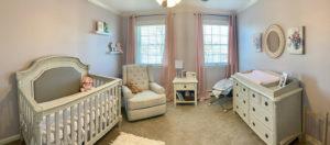 Baby Clara's Chic Julienne Nursery