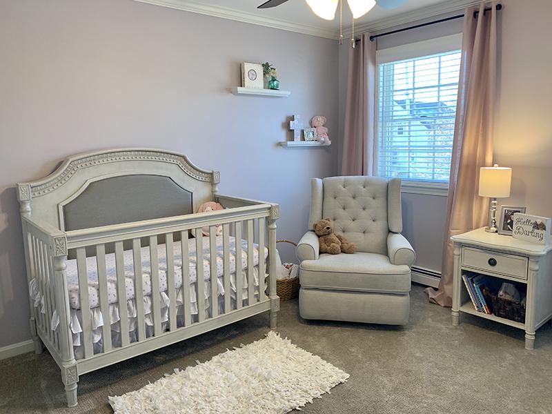 Baby Clara's Chic Julienne Nursery Pic 2