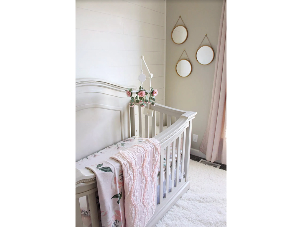 Baby Kinley Nursery Pic 1