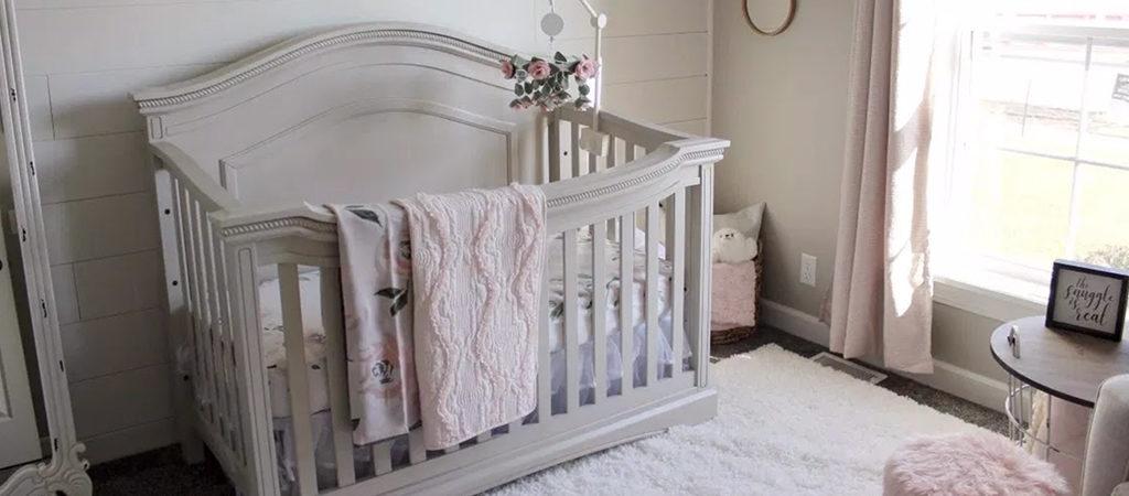 Baby Kinley Nursery banner