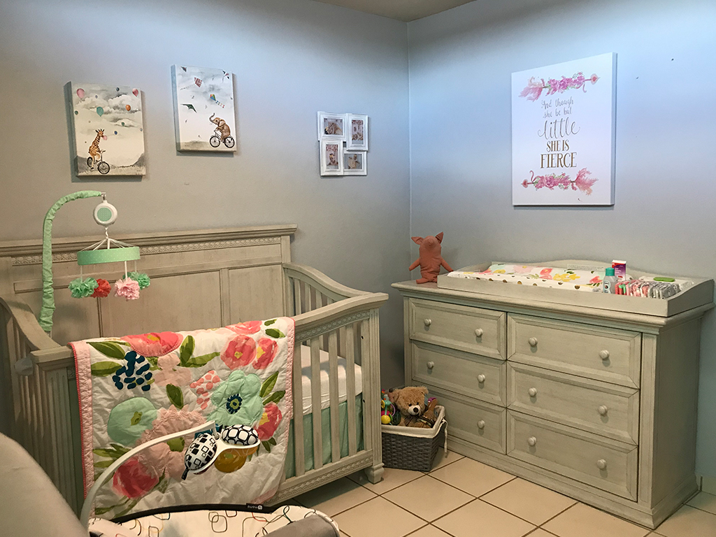 Evolur Madison Baby Alicia's Nursery 2