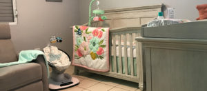 Evolur Madison Baby Alicia's Nursery