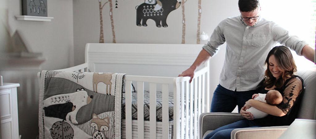 Dream On Me Bailey Crib Chelsie Baby Nursery