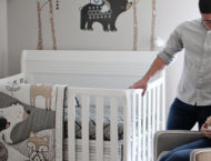 Dream On Me Bailey Crib Chelsie Baby Nursery
