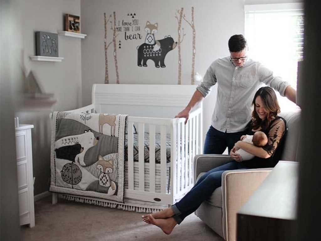 Dream On Me Bailey Crib Chelsie Baby Nursery 2