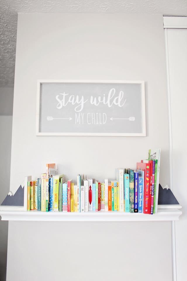 Dream On Me Bailey Crib Chelsie Baby Nursery Bookcase