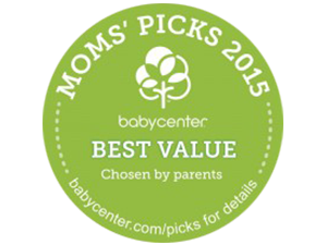 Baby Center Moms' Pick Award