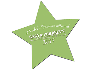 Reader's Favorite Award 2017