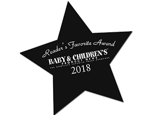 Reader's Favorite Award 2018