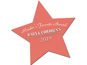 Reader's Favorite Award 2019