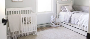 DOM Mini Crib_Small nursery