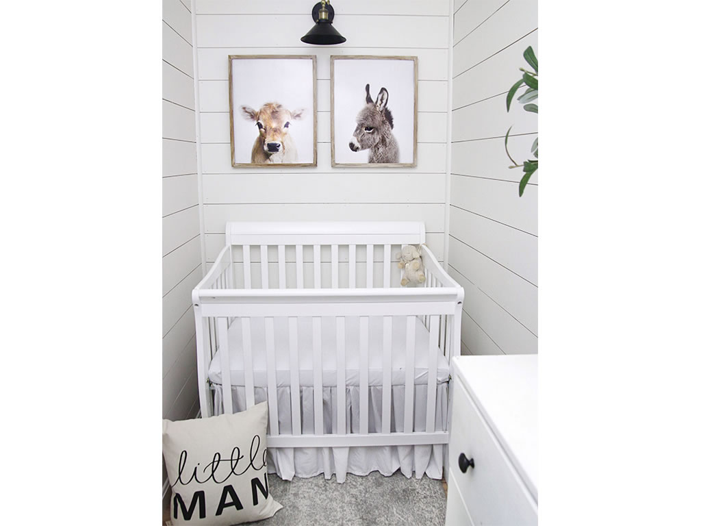 DOM Mini Crib_Small nursery_Pic 1