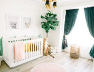 Evolur Maddox Christy Carlson's Nursery