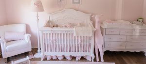 Joanna Krupa's Aurora Nursery
