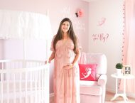 Dream on me Sophia Crib Julie Drehoff banner