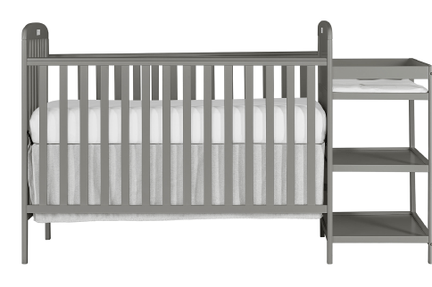 Anna 4 in 1 Full-Size Crib & Changing Table Combo