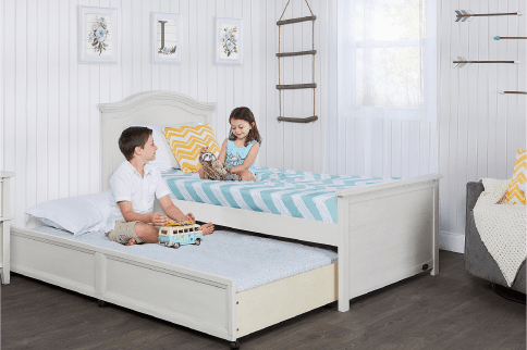 Evolur Madison Twin Size Bed