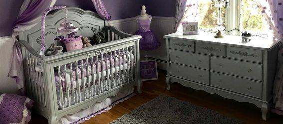 Evolur Girl Nursery