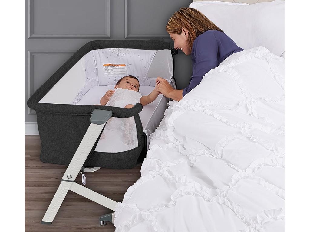 Dream On Me Skylar Bassinet and Bedside Sleeper