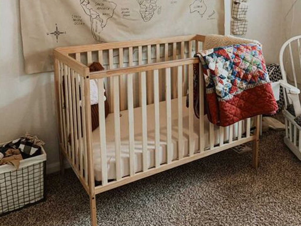 Dream On Me Synergy 5 in 1 Convertible Crib