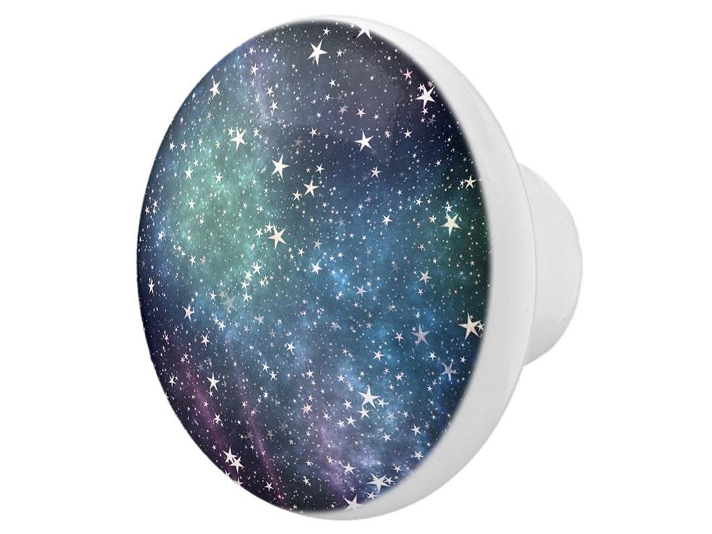 Celestial Ceramic Drawer Knobs
