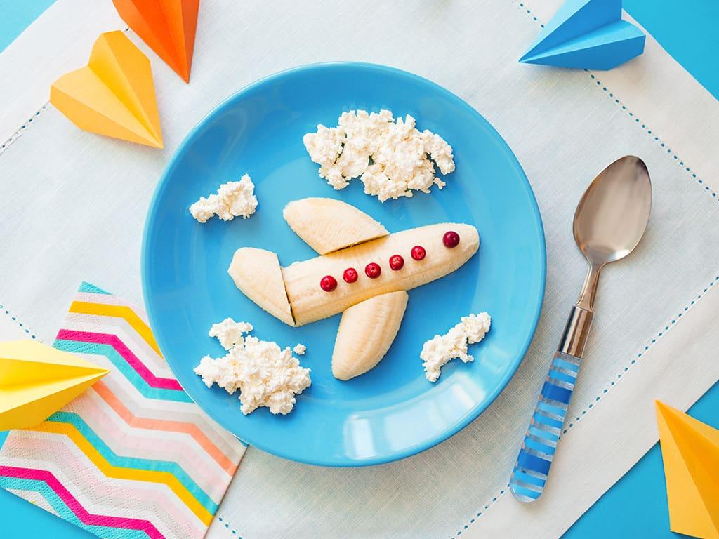 Toddler Eating Habit