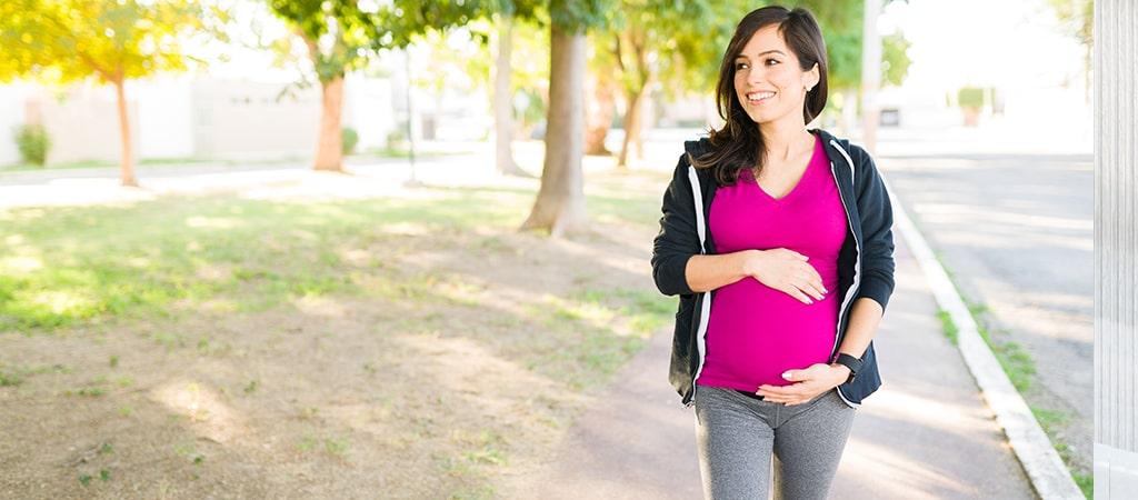 Benefits of Walking During Pregnancy