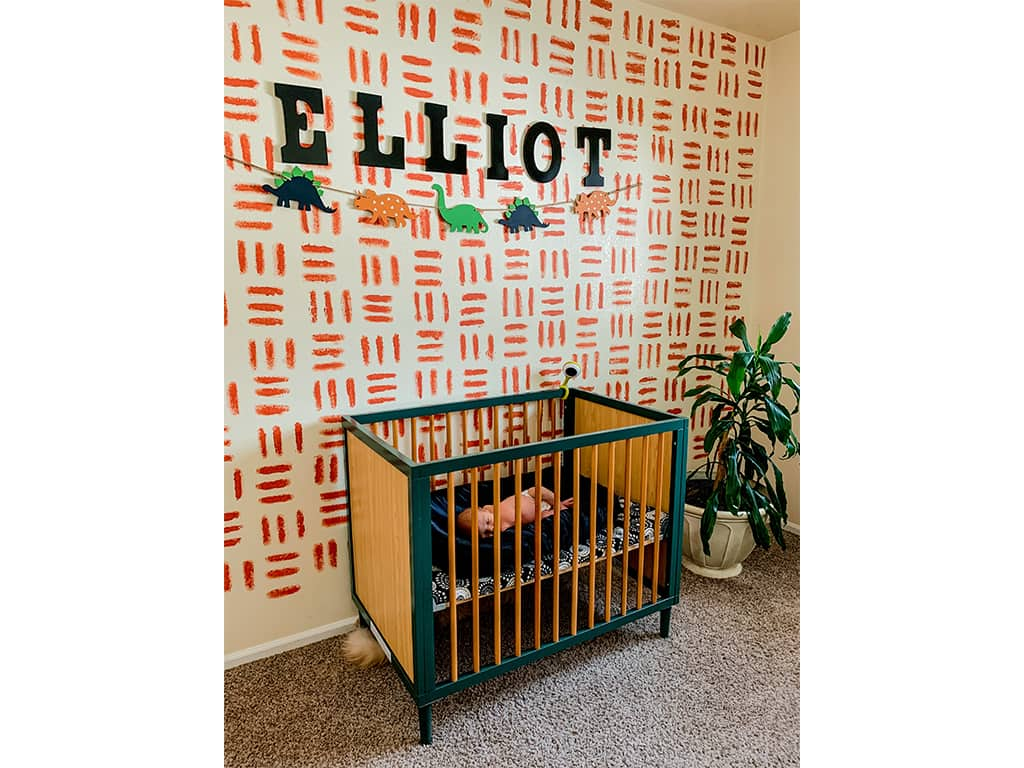 Dream On Me Lucas Mini Crib slightlytiredbailey 4
