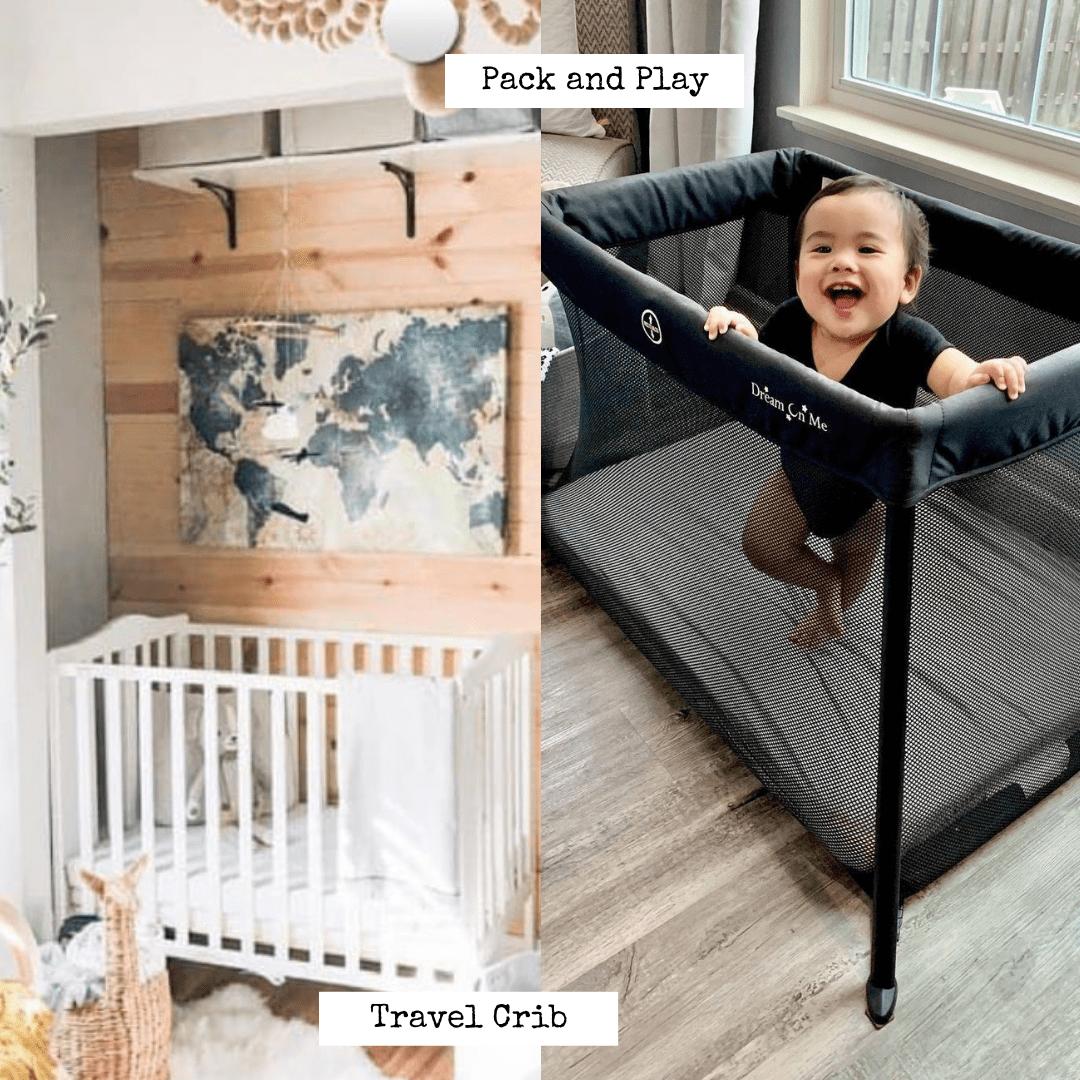 Travel-crib-vs-pack-n-play