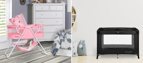 Bassinet or Pack and Play